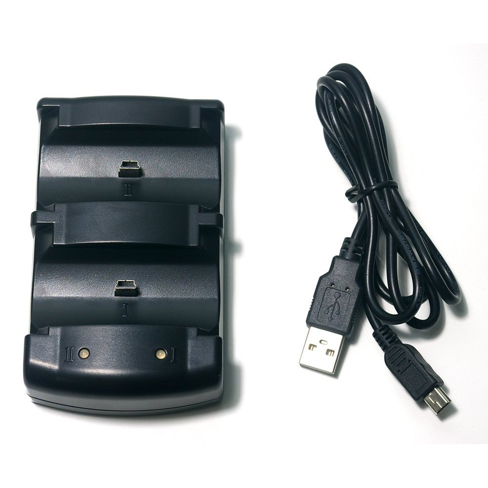 Playstation 3 Dual Controller Charger