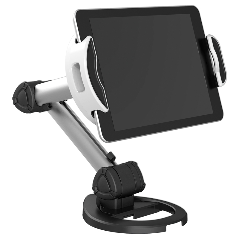 Universal Ipad And Samsung Galaxy Tablet Wall Desk Mount