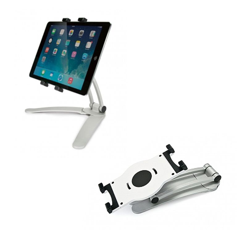 3 In 1 Universal Tablet Wall Mount Desk Or Under Cabinet