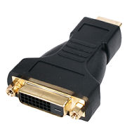 Gold Plated HDMI to DVI Adaptor | Cables 4 ALL