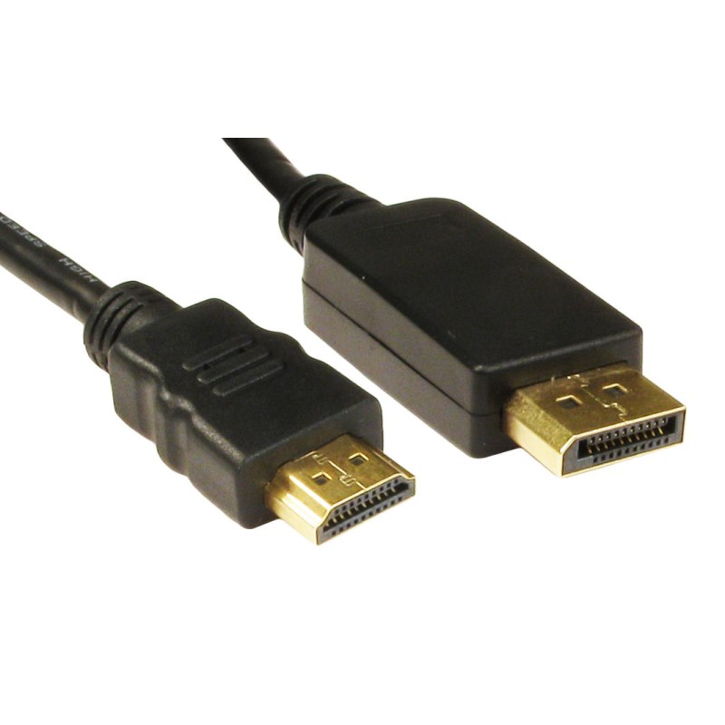 Quality Displayport To Hdmi Cable Monitor Cable Cables4all